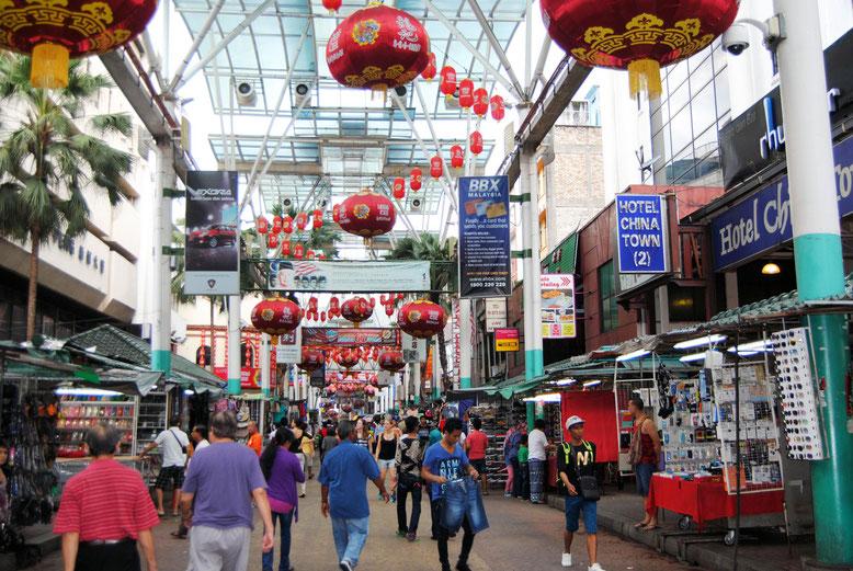 Chinatown - Kuala Lumpur (Photo by Gabriele Ferrando)