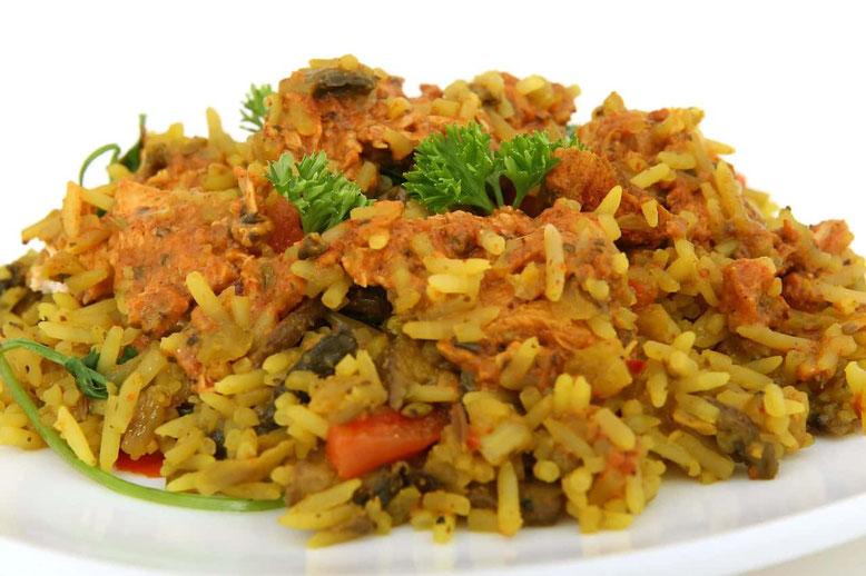 Ricetta Riso Biryani, riso in stile indiano