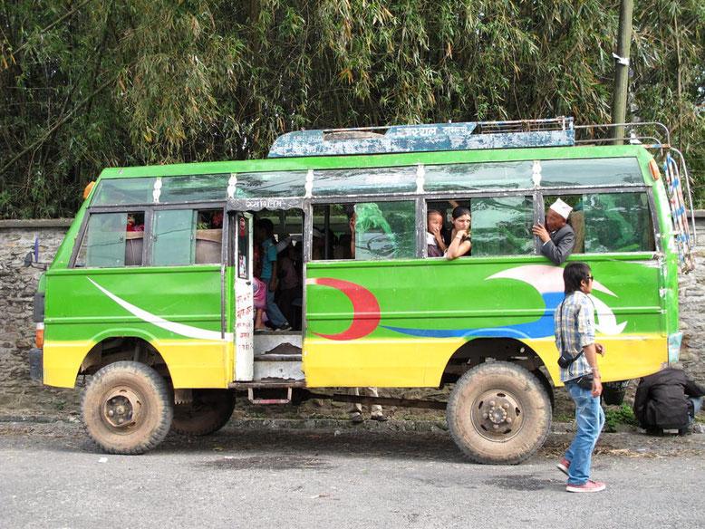 Trasporti Kathmandu