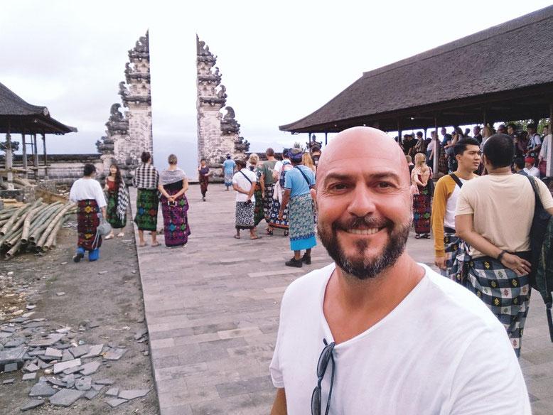 Le Porte del Paradiso del tempio di Lempuyang a Bali (Photo LA MIA ASIA)