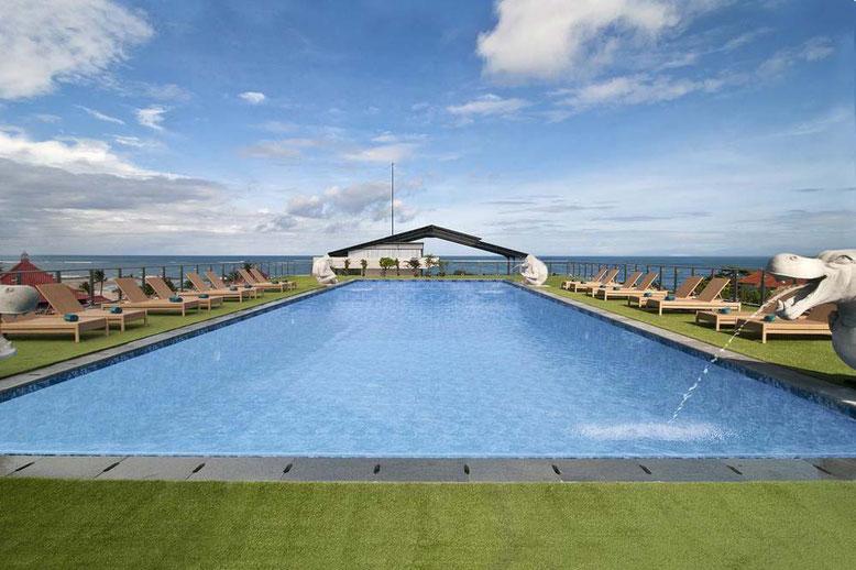 Bali i migliori Hotel a meno di 50 Euro a notte - Sulis Beach Hotel Kuta
