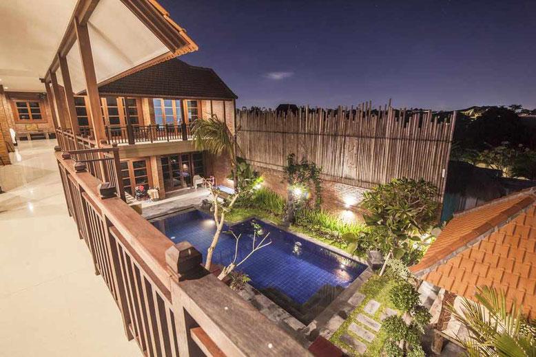 Bali i migliori Hotel a meno di 50 Euro a notte - Wiras Village Canggu