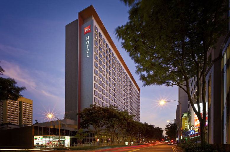 Ibis on Bencoolen Hotel in Singapore