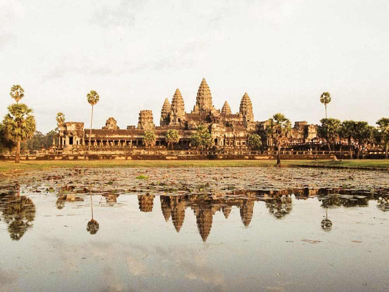 Viaggio di gruppo in Cambogia. Angkor Wat