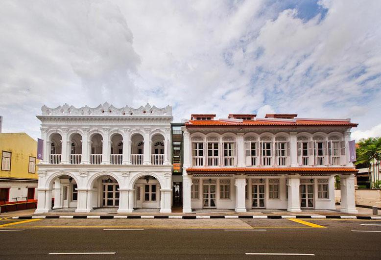 Singapore: i migliori Hotel in centro a prezzi accessibili. The Sultan Hotel