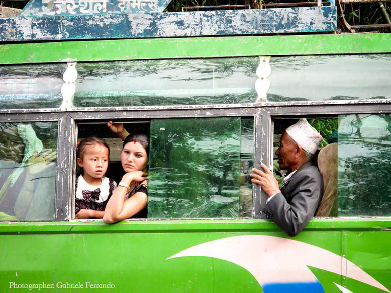 Trasporti Pokhara, Nepal