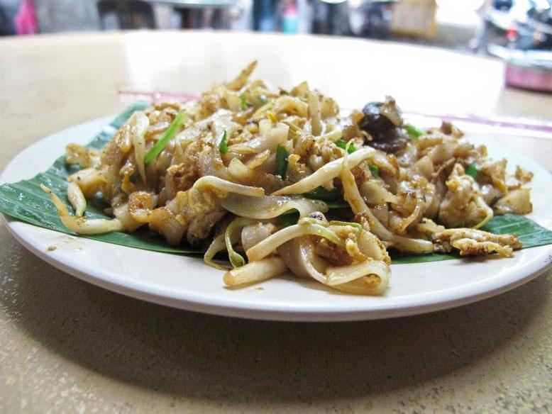 Singapore: piatti tipici da provare. Char Kway Teow