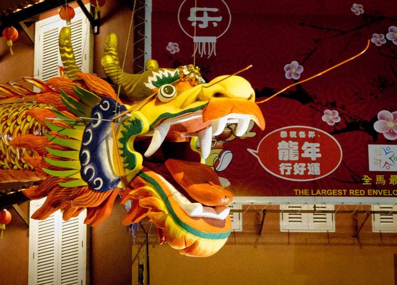 Malacca. Chinatown