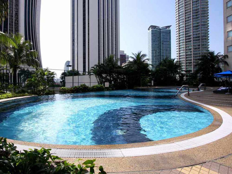 Kuala Lumpur: i migliori Hotel a meno di 50 euro a notte. PNB Perdana Hotel on the Park