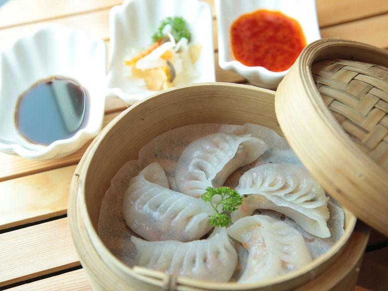 Ricetta Dumpling Ravioli cinesi