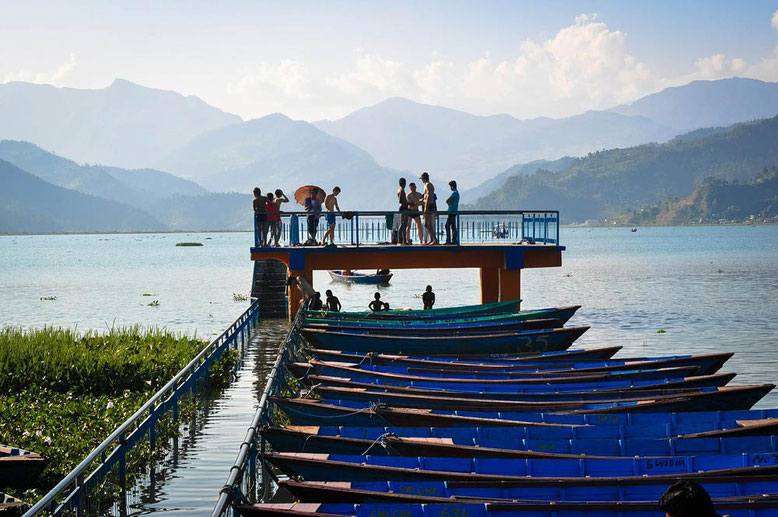 Dove dormire a Pokhara