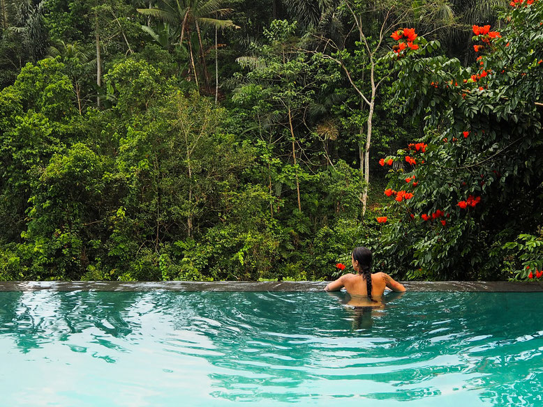 Dove dormire a Ubud Bali