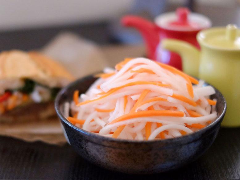 Ricetta Do Chua sottaceti vietnamiti