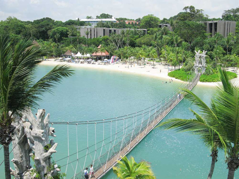 Spiagge di Sentosa, Singapore