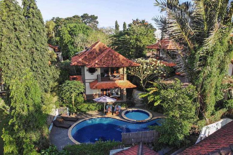 Bali i migliori Hotel a meno di 50 Euro a notte - Vikko Dera Retreat Canggu