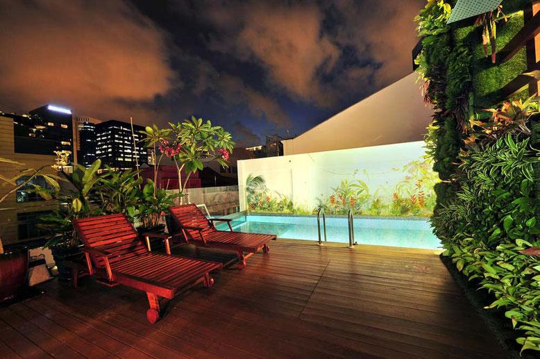 Singapore: i migliori Hotel in centro a prezzi accessibili. Hotel Clover 5 at HongKong Street