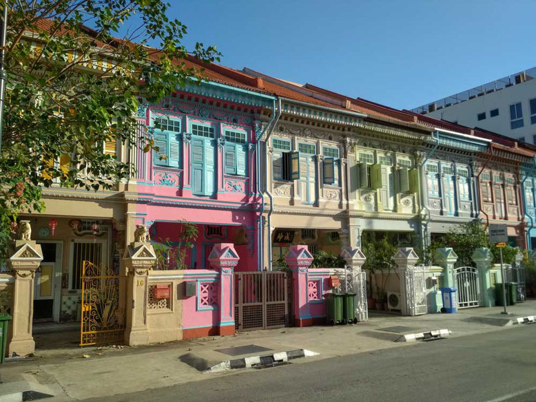 Singapore - Joo Chiat Road