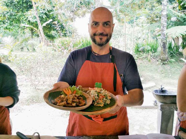Ubud - Corso di cucina balinese