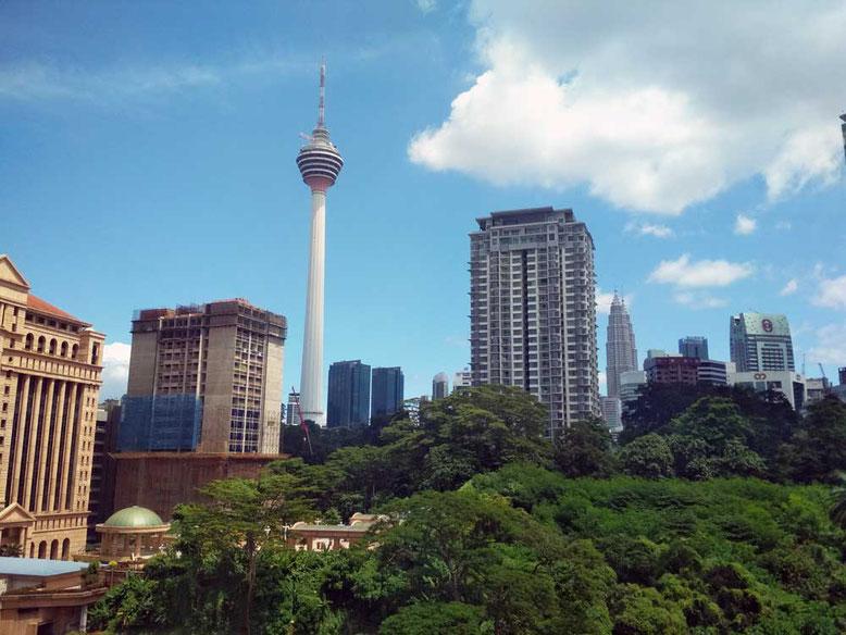 Kuala Lumpur cosa vedere in 3 giorni. Menara Tower