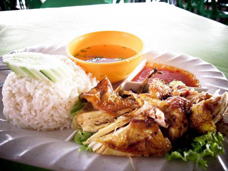 Singapore: piatti tipici da provare. Chicken Rice