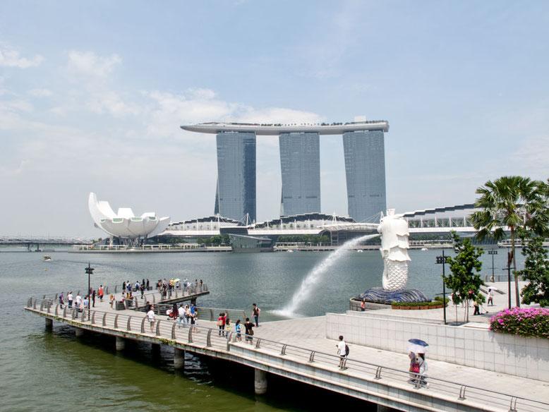 Dove dormire a Singapore