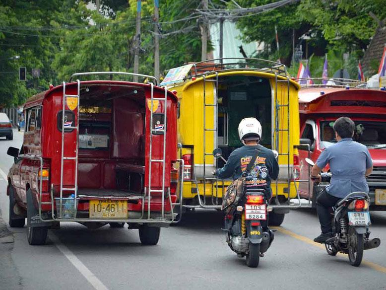 Trasporti per Chiang Mai
