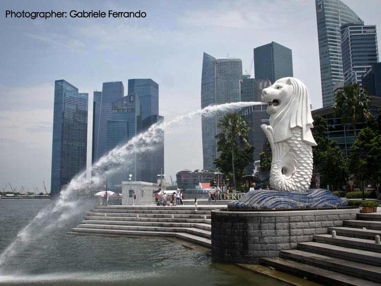 Singapore - Merlion