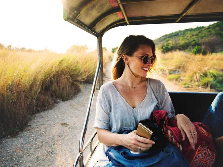 Viaggiare da soli 5 miti da sfatare - Ragazze sole in viaggio