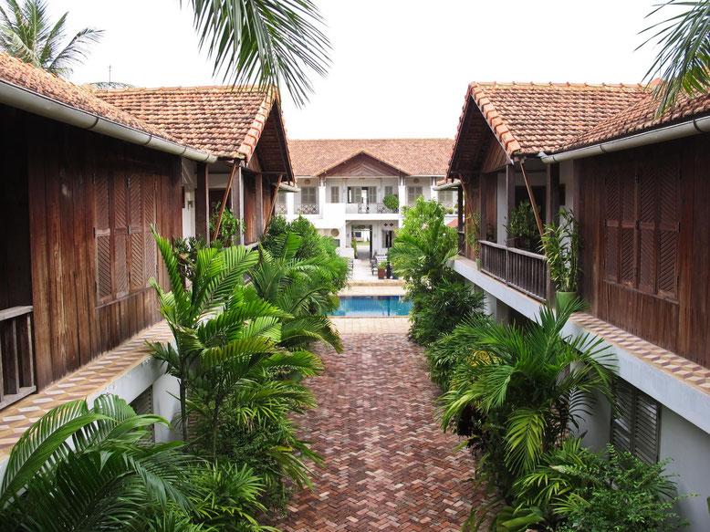 Dove dormire a Battambang, Cambogia