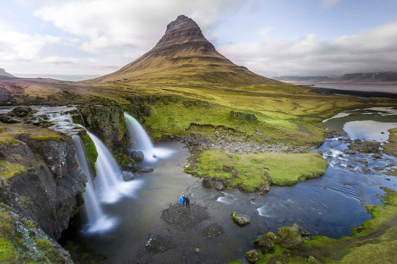 Travel to Iceland in Spring March April May June weather