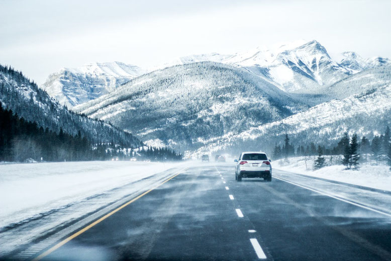 Calgary to Banff