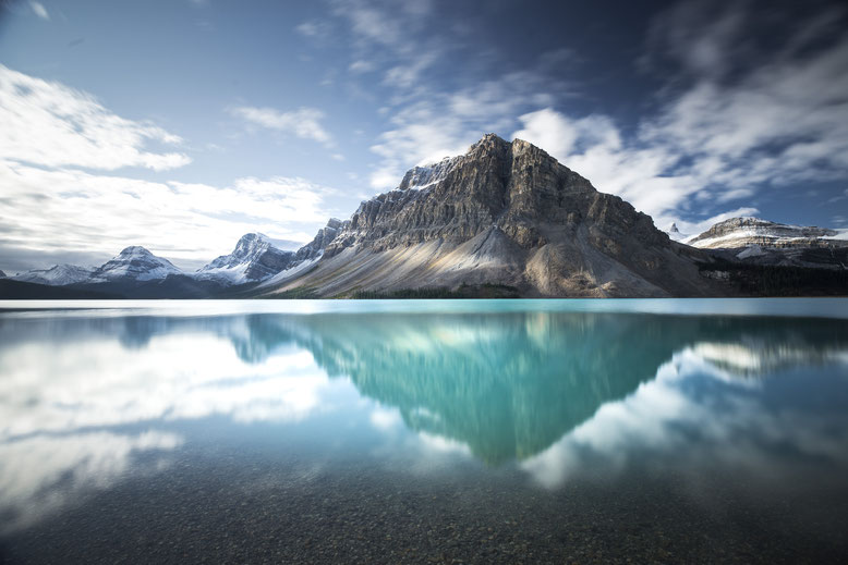 Travel guide to roadtrip in the Canadian Rockies