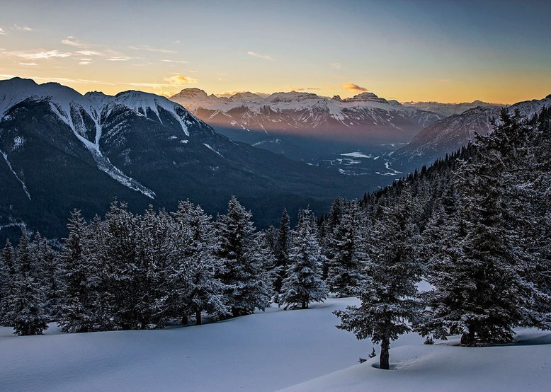 Sulphur Mt.