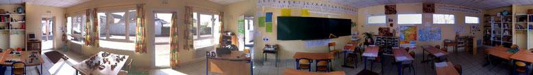 La classe de CE1 et CE2
