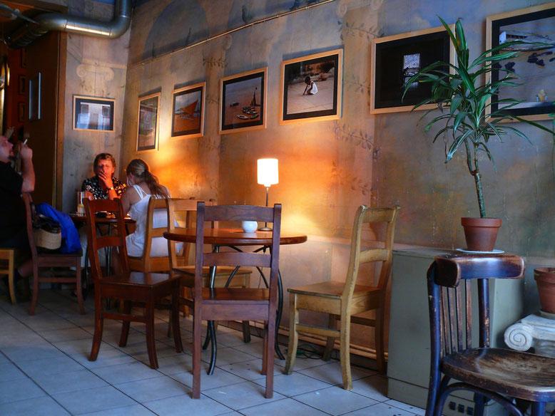Es gibt nicht viele Städte, die so viele gemütliche Kneipen und Cafés ihr eigen nennen können (Foto Jörg Schwarz)