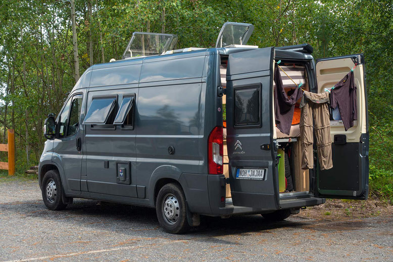 Clever Vans Kastenwagen Tour 540