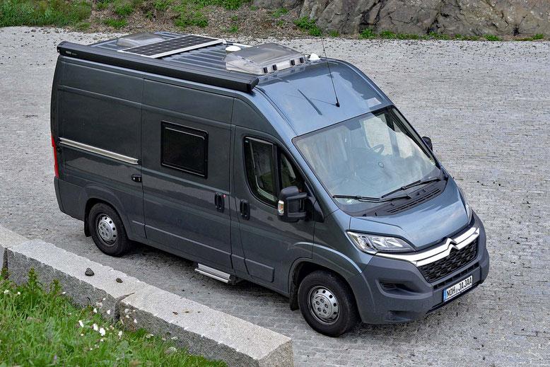 Pössl Clever Vans Tour 540 Klassik Modell 2017 - Kastenwagen