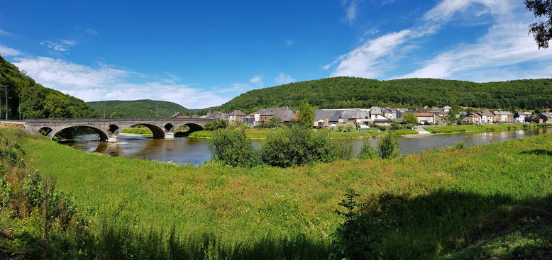 La Meuse - die Maas