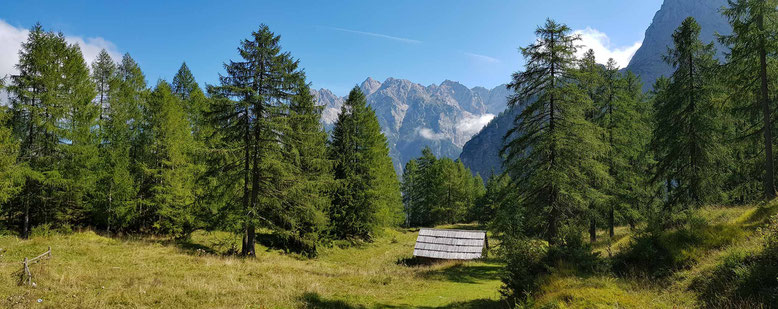 Triglav Nationalpark, Slowenien