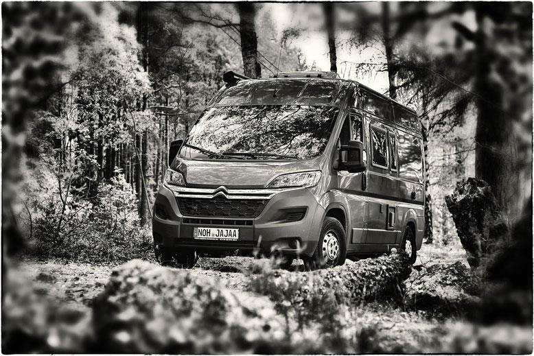 Clever Vans Tour 540 Kastenwagen Wohnmobil