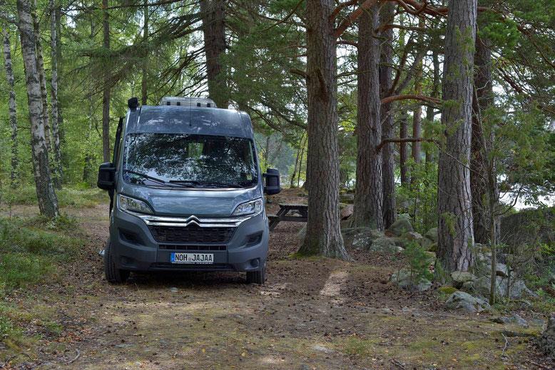 Kastenwagen Clever Vans Tour 540 Erfahrungen
