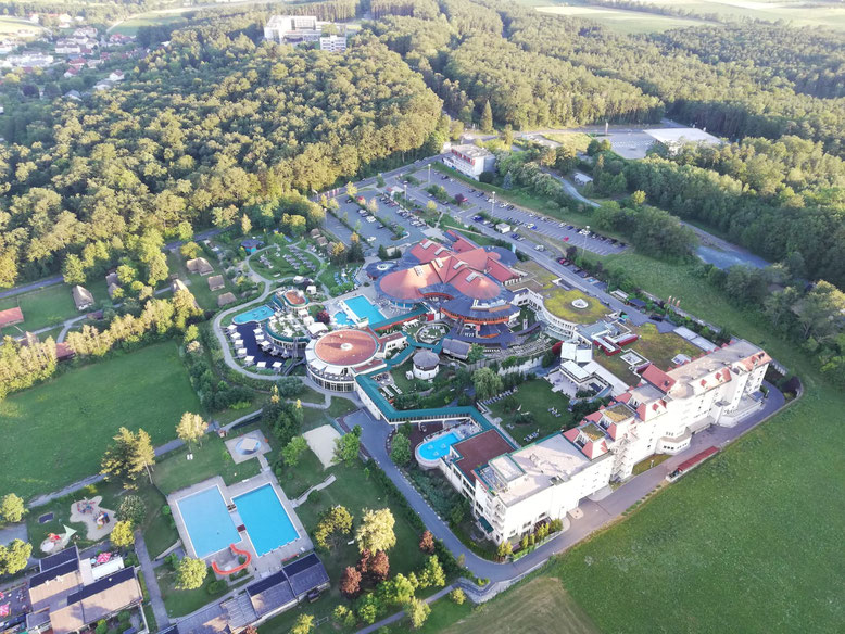 AVITA-Therme und AVITA-Resort