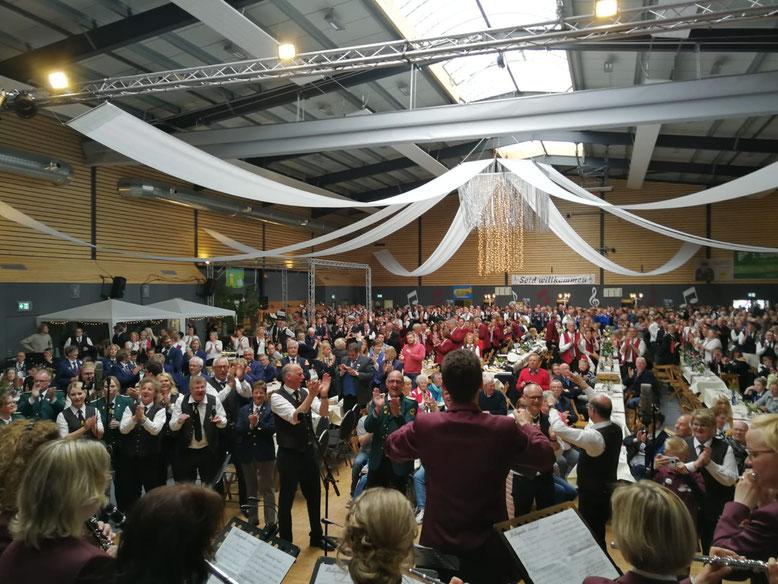 Musikerbundfest in Lutten