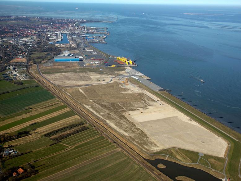 Deutsches Offshore Industrie Zentrum Cuxhaven - 2014