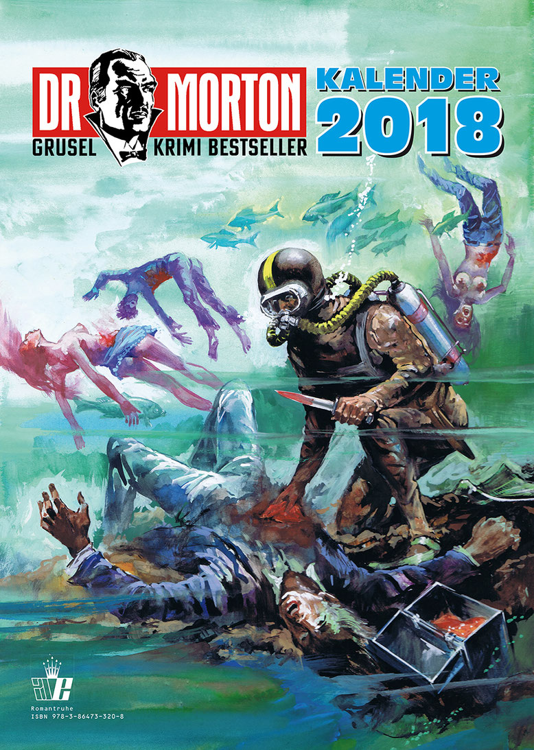 2018 Dr.Morton Kalender