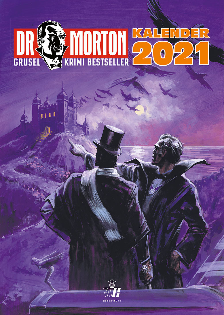 2019 Dr.Morton Kalender