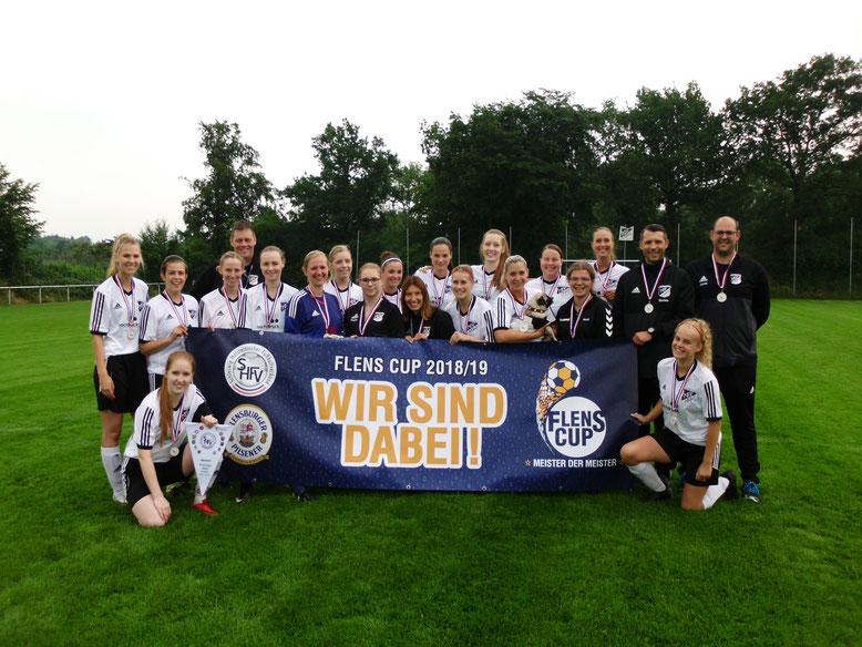TSV Nordhastedt - Meister Kreisliga Frauen