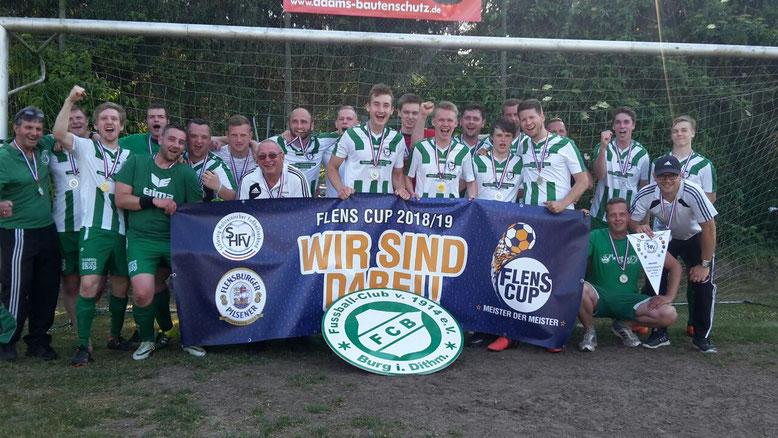 FC Burg, Meister Kreisklasse B Süd-West