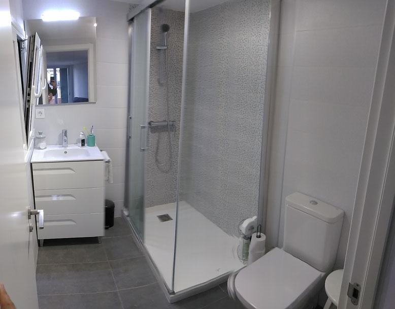 Reformas de baños San Sebastian