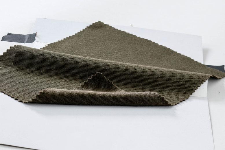 TS DESIGN~TSデザイン~5105 ワークニットロングポロシャツ 交織鹿の子素材